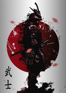 Samurai warrior japanese