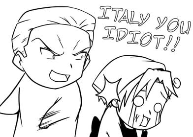Russia vs Italy