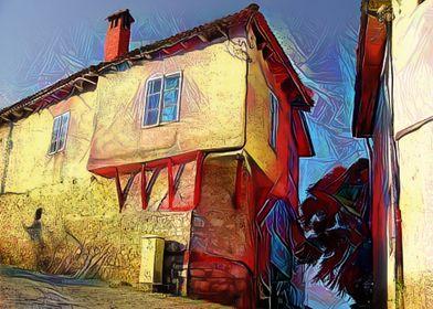 Ohrid house