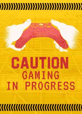Gamer Door Sign