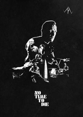 No Time To Die Poster 6