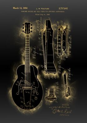 electric guitar patent 2