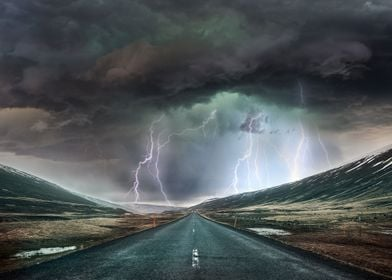 Towards the Storm