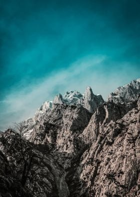 Above the Cliffs