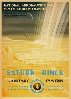 Saturn Rings Saturn