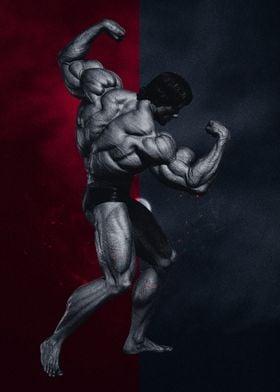Gym body building fitnesss