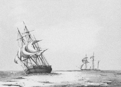 British Ships in Arctic