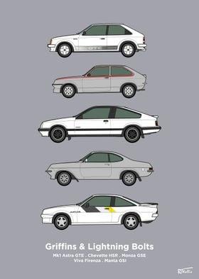 Classic Opels