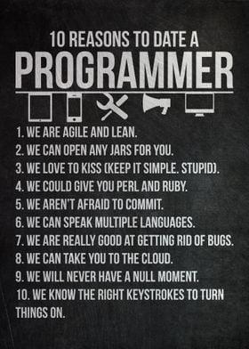 Date A Programmer
