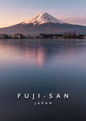 Fuji San Japan