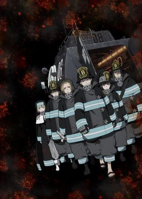 SPECIAL FIRE FORCE 8