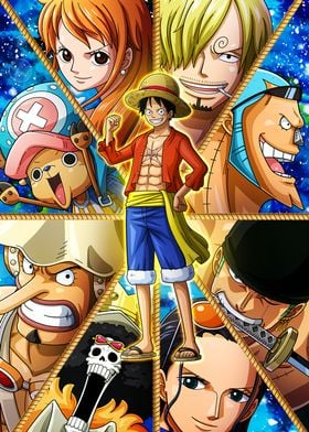 StrawHats  One Piece