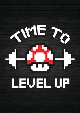 Time To Level Up Workout