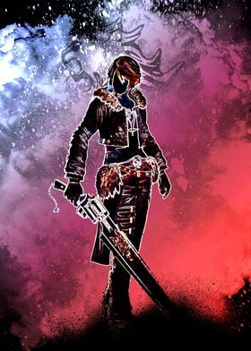 Soul of the Gunblade