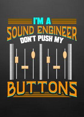 Sound Engineer Audio Dude