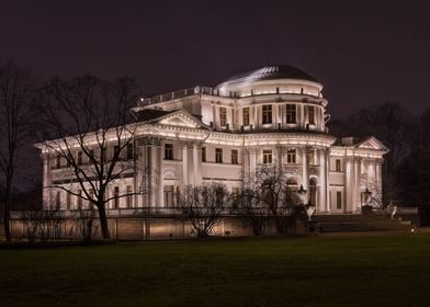 Palace In The Night