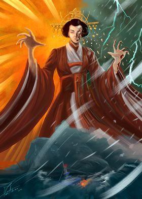 Sun Queen Himiko