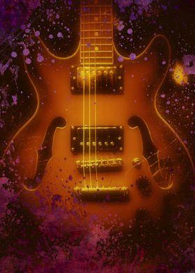 Rusted Guitar