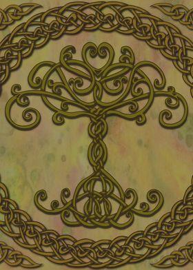 Celtic Tree of Life I