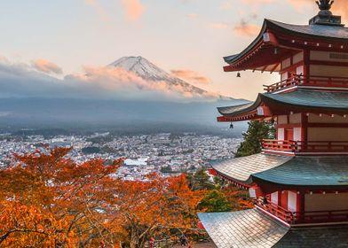 Autumn In Japan 2