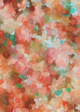 Pastel Spring Pattern