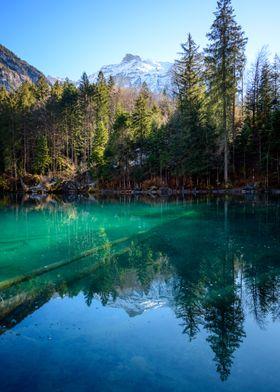 Lake Blausee