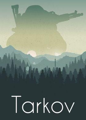 Tarkov Woods