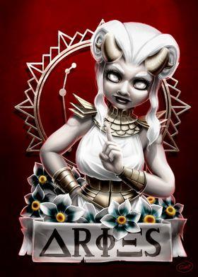 The Zodiac Aries