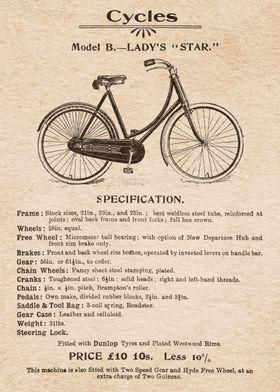 Bicycles Ladies Bike