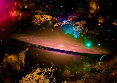 Star Forming Nebula