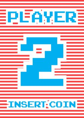 Player 2 Gamer Design