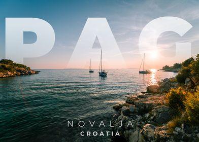 Pag Novalja Croatia