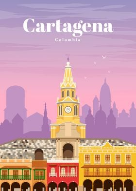 Travel to Cartagena