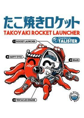 Takoyaki Rocket