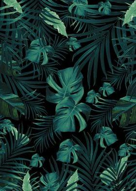 Tropical Jungle Night 1