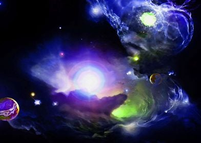 Dreams of Outer Space