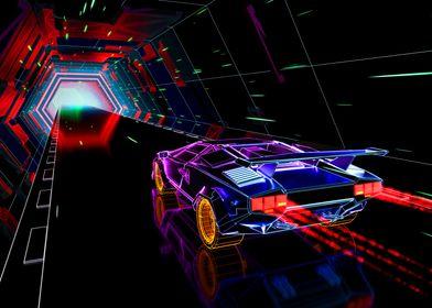 Game Sports Car