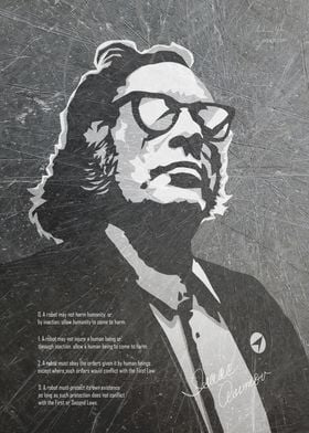 Asimov Grayscale