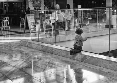 Looking Through The Glass