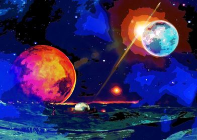 Home Sweet Home Planet