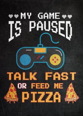 Gamer Pizza