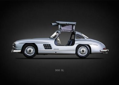 The 300 SL Gullwing