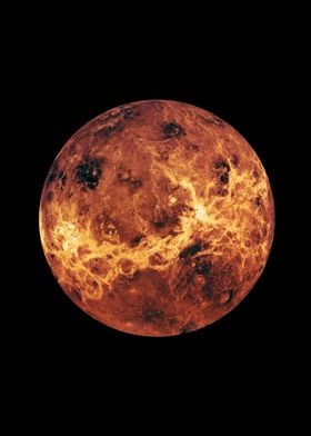 Global view of Venus