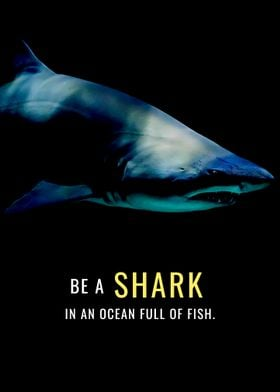 Be A Shared in the Ocean