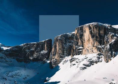 Mountains color
