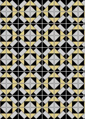 Ancient Tile Pattern