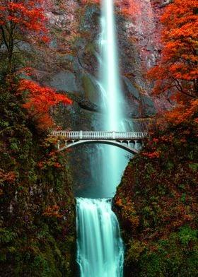 Multnomah Waterfall 1