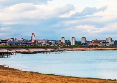 Aberdeen coastline