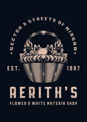 Aerith Flower Shop