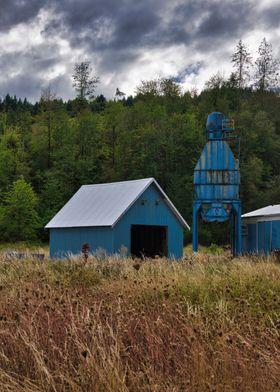 Little Blue Barn